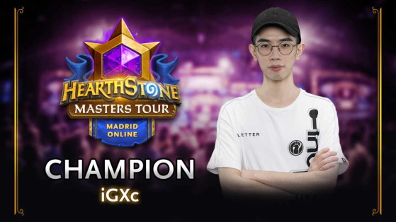 Hearthstone Masters Tour Madrid: A new champion is crowned