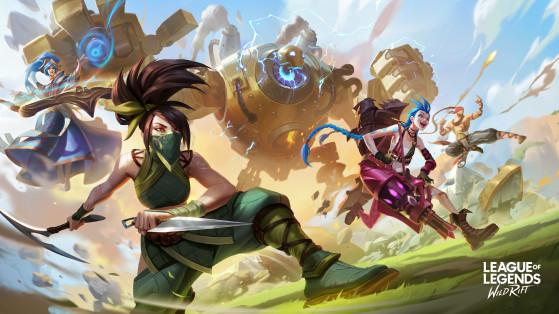 League of Legends: Wild Rift delayed until 2021