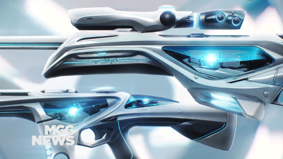 Valorant Exclusive: Unveiling the new Ion skins