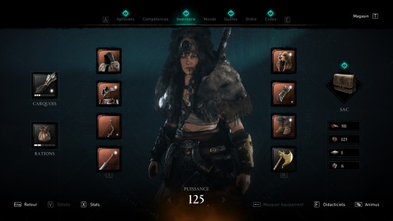 How to get the Berserker Gear in Assassin's Creed Valhalla