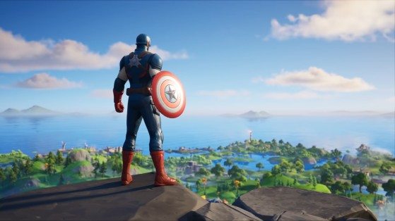 Fortnite Item Shop offers up a whole bunch of Marvel on November 11