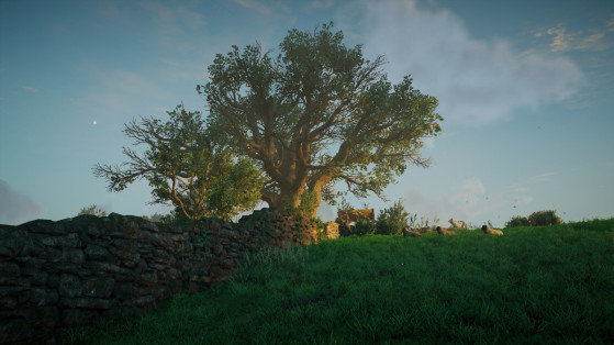 Assassin's Creed Valhalla: Oxenefordscire Treasure Hoard Map location and solution