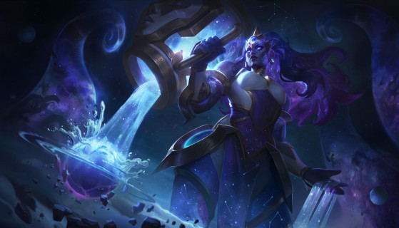 League of Legends: New Cosmic skins being tested on the PBE