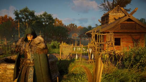 Assassin's Creed Valhalla: Grantebridgescire Treasure Hoard Map location and solution
