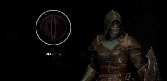 Pure black character tendency - Demon's Souls
