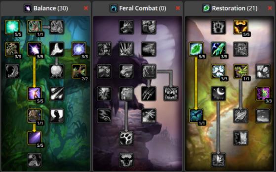 Природная стремительность PvP 3- / 0/21 - World of Warcraft: Classic