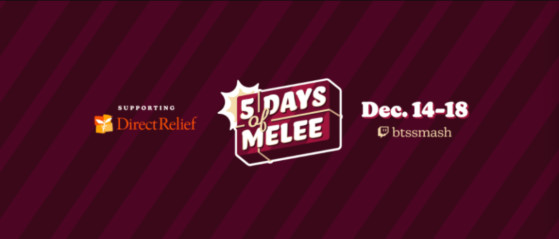 5 Days of Melee fundraiser will raise money for health care workers