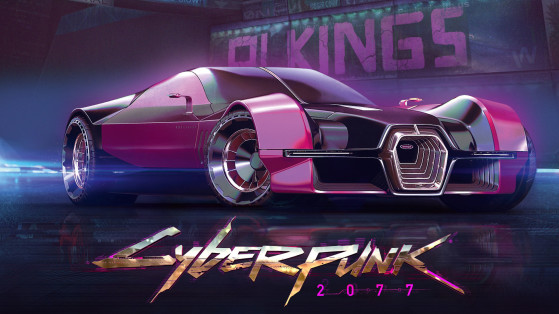 How to get the best Cyberpunk 2077 vehicle — Rayfield Aerondight Guinevere