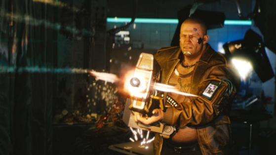 Cyberpunk 2077 How to holster a weapon