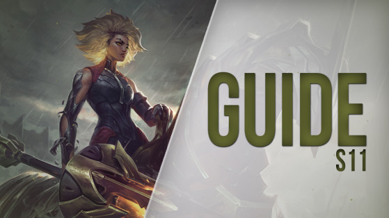 League of Legends Season 11 Guide: Rell Support