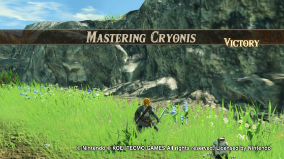 Mastering Cryonis Challenge Guide Hyrule Warriors Age Of Calamity Walkthrough Millenium