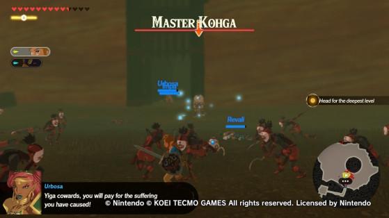 Master Kohga - Hyrule Warriors: Age of Calamity