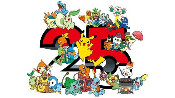 Pokémon celebrates 25th anniversary with Katy Perry