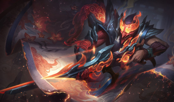 League of Legends: Riot Games deactivates Jhin's skin Shan Hai Scrolls due to a bug