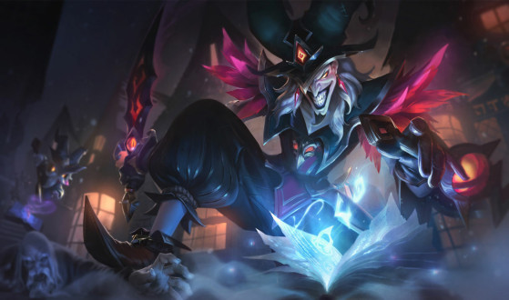 League of Legends patch 11.5 pushes Shaco up, Rell down in the meta