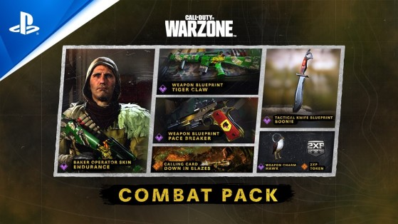 PS Plus Season 2 Combat Pack available now