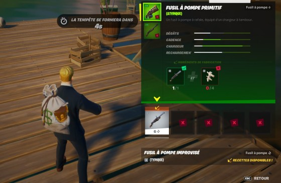 New Material In Fortnite Fortnite Chapter 2 Season 6 How To Craft New Primitive Weapons Millenium
