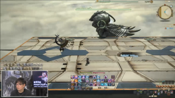 FFXIV 5.5 Live Letter Translation — Diamond Weapon - Final Fantasy XIV