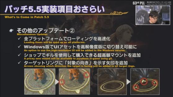FFXIV 5.5 Live Letter Translation — Markers - Final Fantasy XIV