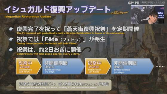 FFXIV 5.5 Live Letter Translation — Ishgardian Celebration - Final Fantasy XIV