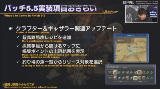FFXIV 5.5 Live Letter Translation — Gatherers Update - Final Fantasy XIV