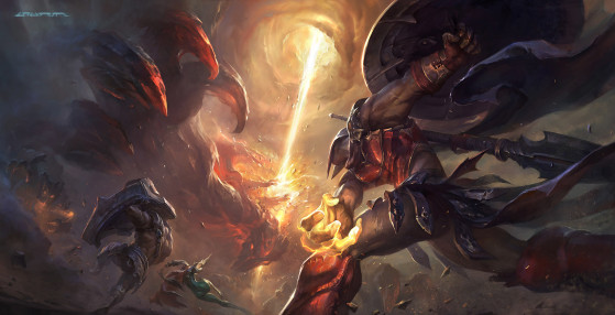 League of Legends 11.8 Patch Preview shows changes to the Jungle pool