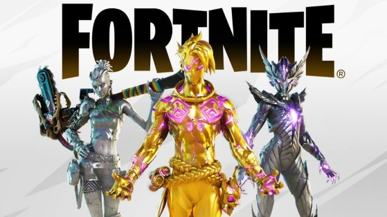 Fortnite: How to get the Golden, Runic and Chromium skins for Tarana, Raz and Spire Assassin