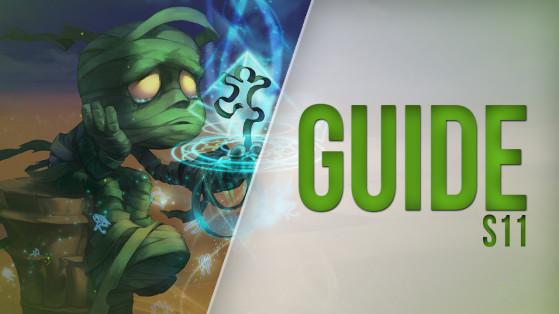 LoL Guide: Amumu Jungle S11 — Build, Runes, Tips and Tricks