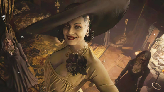 Google Stadia adds new games, including free Resident Evil Village demo