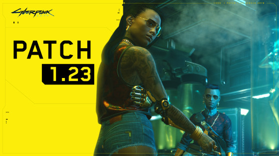 Cyberpunk 2077: Patch 1.23 is now available on PC and consoles