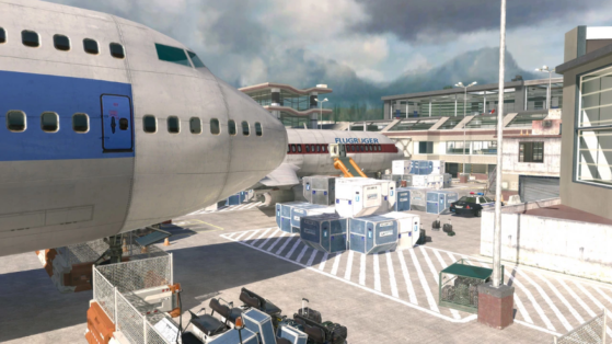 Call of Duty: Vanguard to feature Terminal as multipalyer map