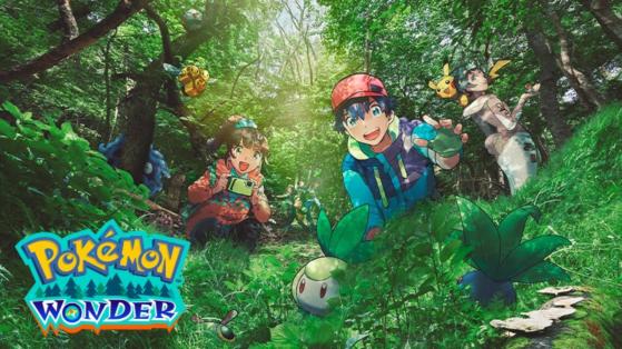 Catch Pokémon in real life with Pokémon Wonder