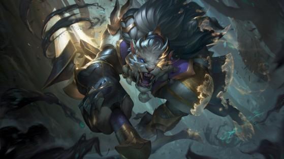 Sentinel Rengar - League of Legends
