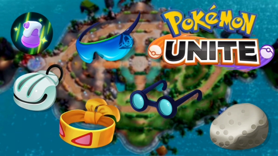 Pokémon Unite: All Held Items and Battle Items