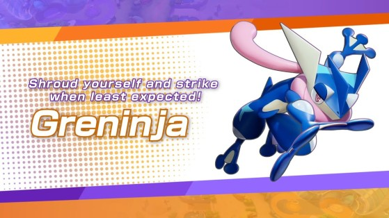 Pokémon Unite: Greninja Build Guide
