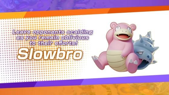 Pokémon Unite: Slowbro Build Guide