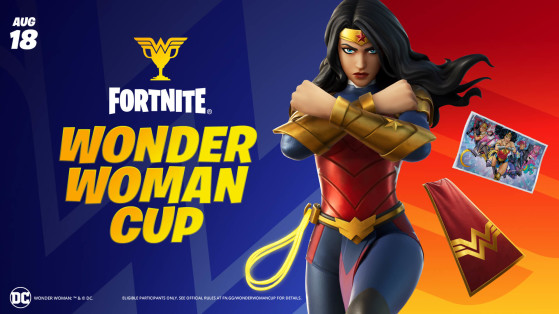 Fortnite: How to get the new Wonder Woman skin for free