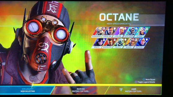 Apex Legends: Octane leak, exclusive skin, Twitch Prime