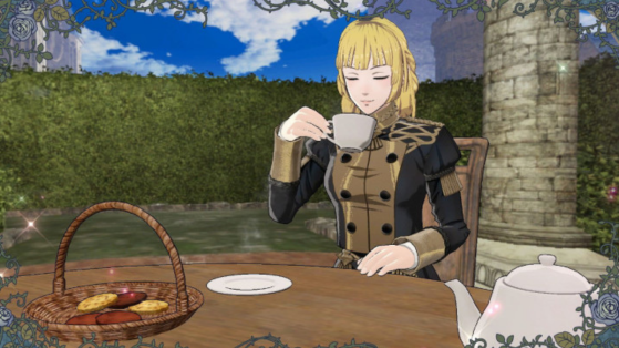 Fire Emblem: Three Houses — Tea Party Guide