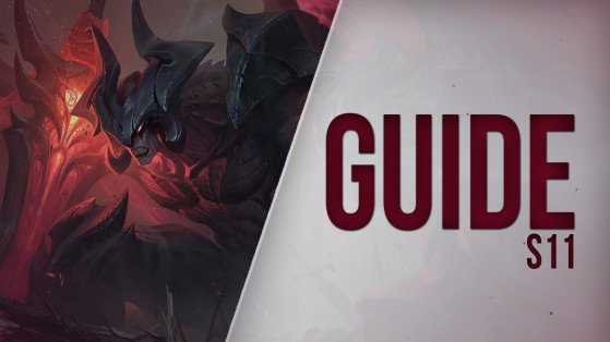 LoL Guide: Aatrox Top S11 — build, runes, tips and tricks