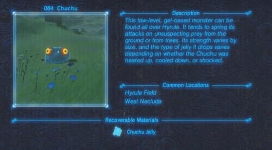 Zelda Botw All Monsters Millenium