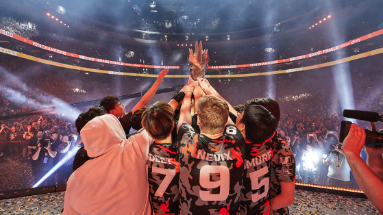 San Francisco Shock makes Overwatch League history
