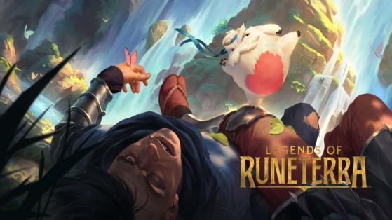 LoL, LoR — Legends of Runeterra Release Date