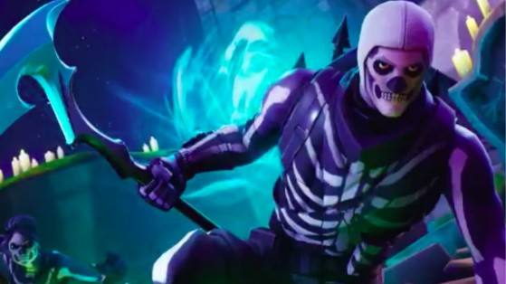 Skull Trooper Mission Is Back For Halloween In Fortnite