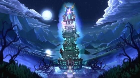 Luigi S Mansion 3 Walkthrough Basement Floor B1 Millenium