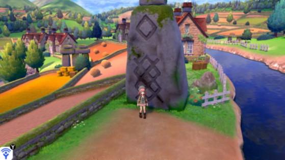 Pokemon Sword, Pokemon Shield: Turrfield Buried Treasure, Riddle Stones, Expert Belt