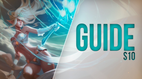 LoL: Janna Build Guide, Support, S10