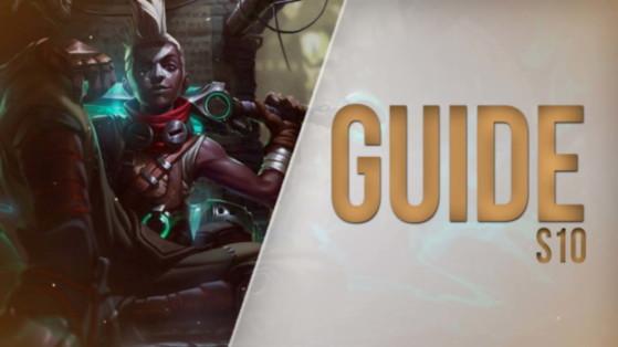 LoL Guide, Build for Ekko, Mid, S10