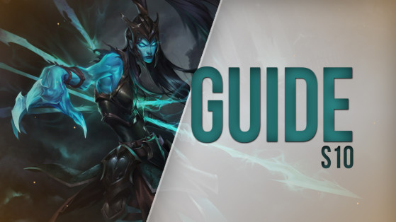 Guide LoL Kalista, ADC, S10