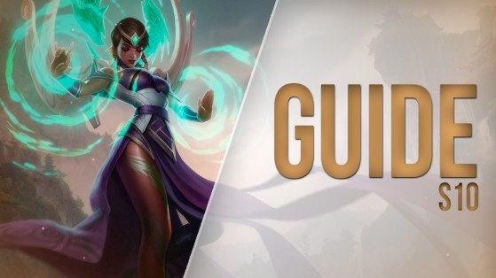 Guide LoL Karma, Support, S10